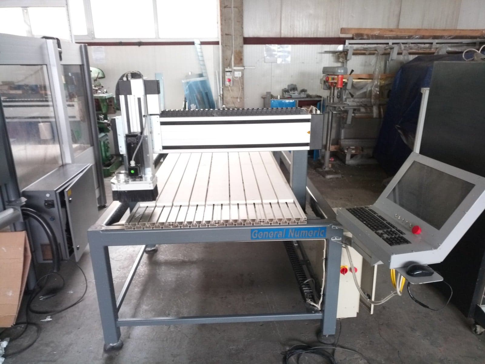 router cnc second hand